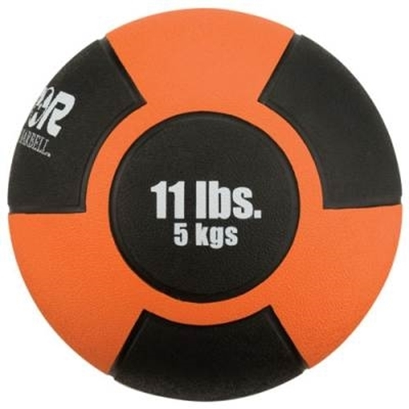 Picture of Champion Barbell Rubber Medicine Ball - 11lbs
