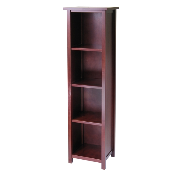 Picture of Milan Storage Shelf or Bookcase 5-Tier, Tall