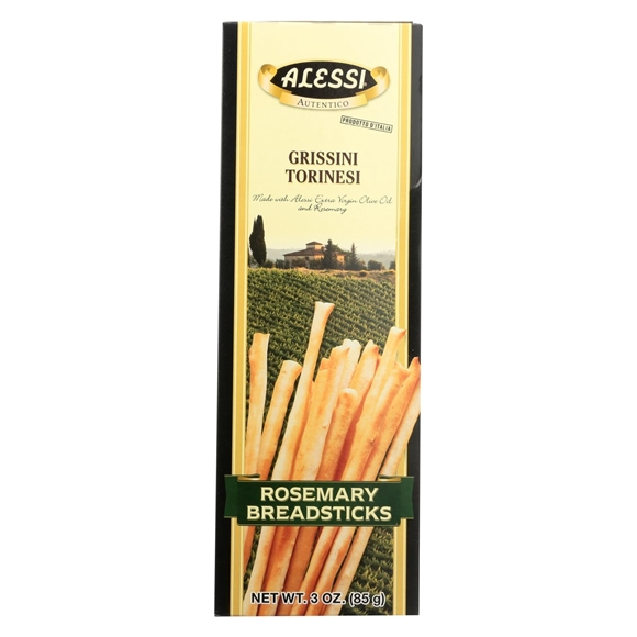 Picture of Alessi - Breadsticks Rosemary - Case Of 12 - 3 Oz